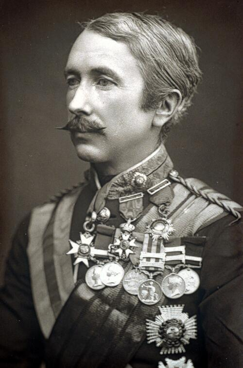 Sir Garnet Wolseley.