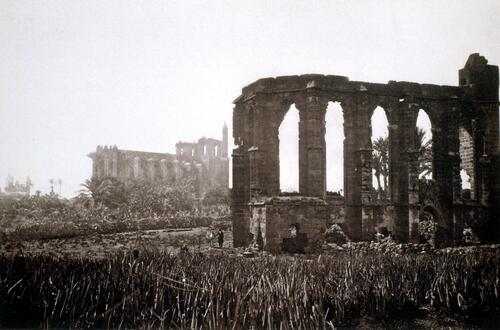 Ruins at Fagamosta.