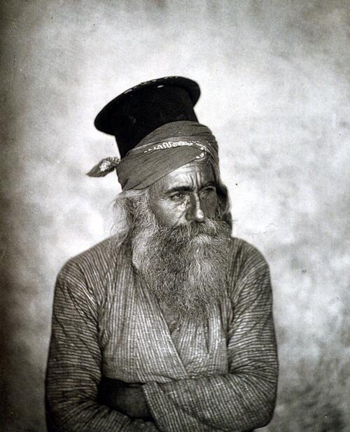 Village Priest, Avgoru.