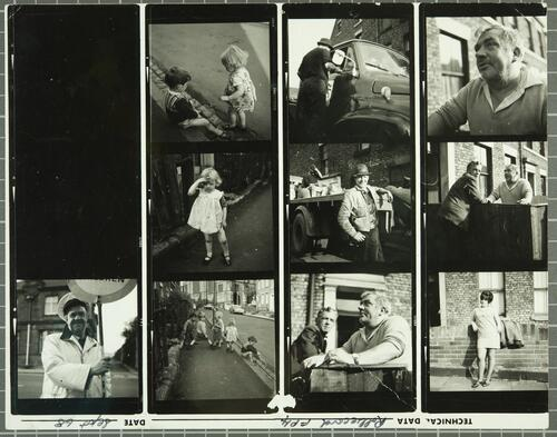 Rye Hill Contact Sheets