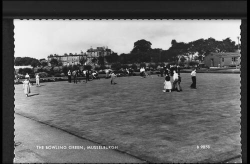 The Bowling Green, Musselburgh.