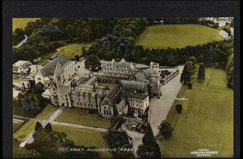 Fort Augustus Abbey.