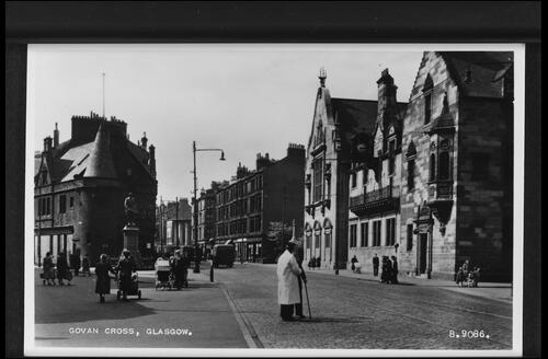 Govan Cross, Glasgow.
