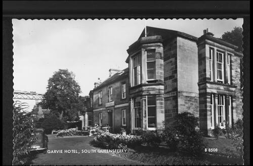 Garvie Hotel, South Queensferry.