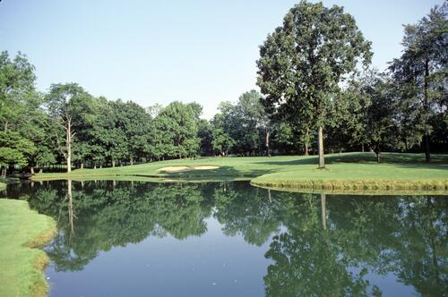The Jack Nicklaus designed Muirfield Village