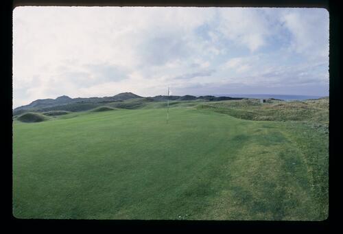 Golf landscape perfection at Portstewart