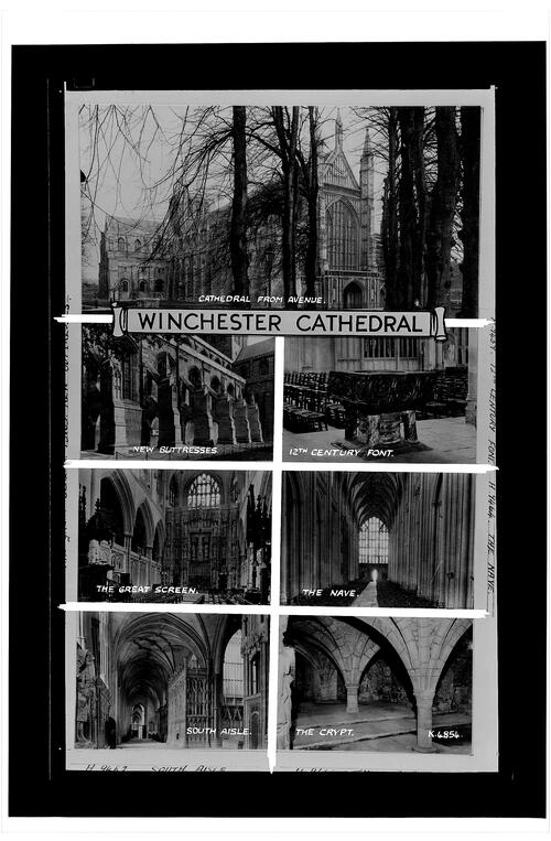 Winchester Cathedral.