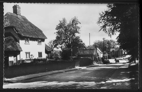 Norton Village, Letchworth.