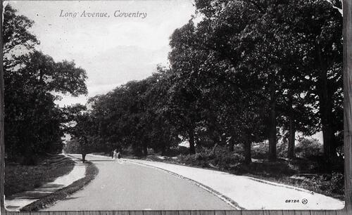 Long Avenue, Coventry.