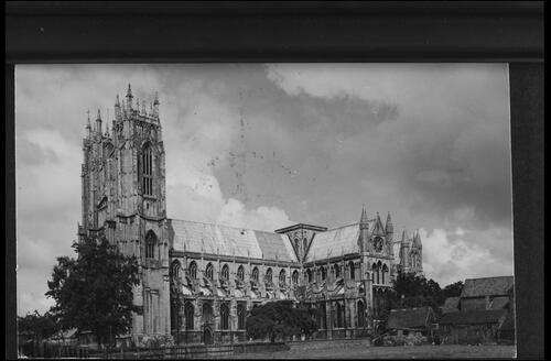 Beverley Minster from South West.