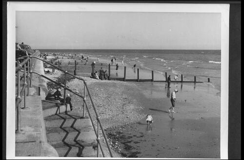 The Beach, Selsey.