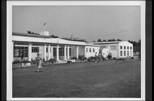 Main Building, Lido Holiday Club, Nyetimber.