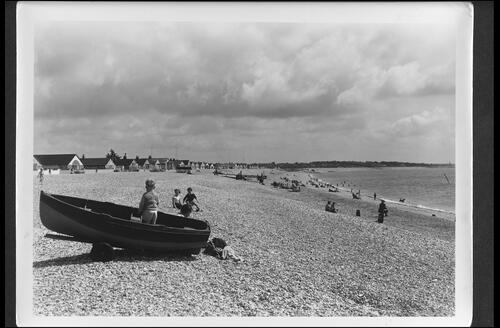 The Beach, Pagham.