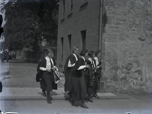 Graduation Ceremony, University of St Andrews.