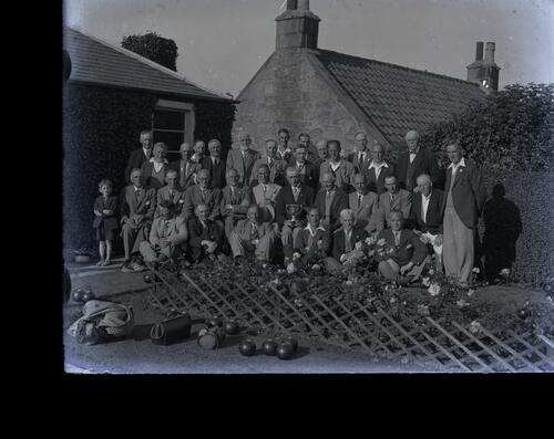 Bowling Groups, St Andrews.