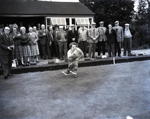 Kinburn Bowling Club Opening, St Andrews.