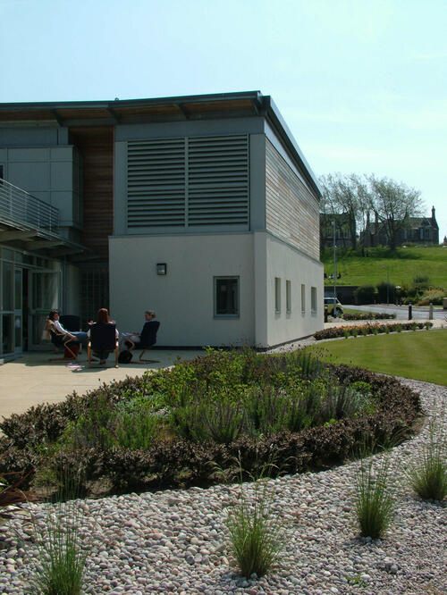 Computer Science (Comp Sci), Jack Cole Building, University of St Andrews.