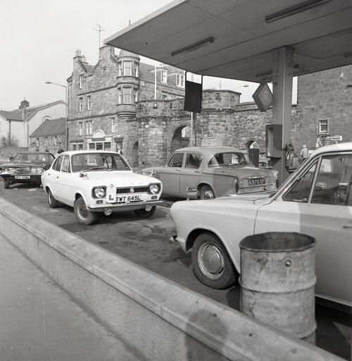 Westport Garage, St Andrews.