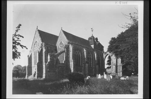The Church, Winchelsea.