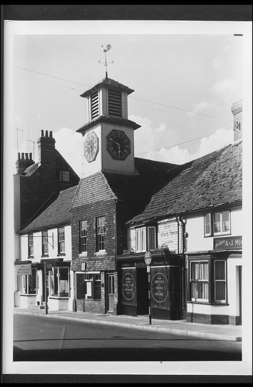 Clock Tower, Steyning.