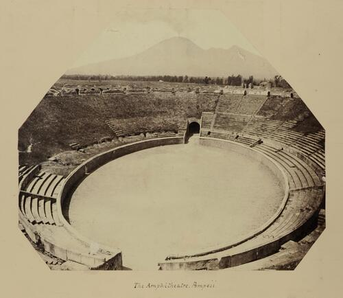 The Amphitheatre, Pompeii