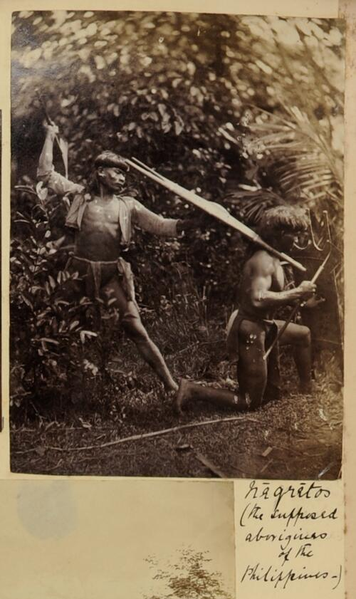 Nagratos (The supposed aboriginals of the Philippines)