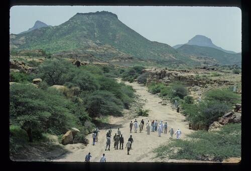 The Berti Tribe, Sudan