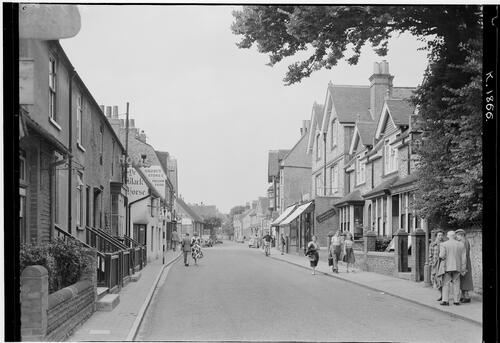 High Street, Rottingdean.