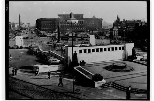 Kingsway and Mersey Tunnel.
