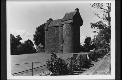Claypots Castle, Broughty Ferry.