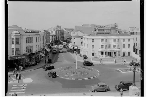 South Street from Pier,Worthing.