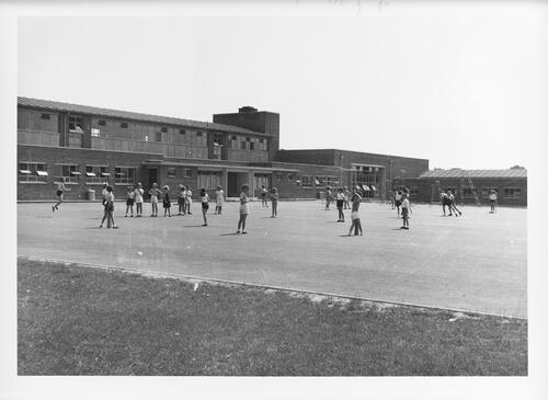 The School, Langley Green, Crawley.