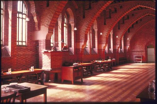 Quarr Abbey, Isle of Wight.