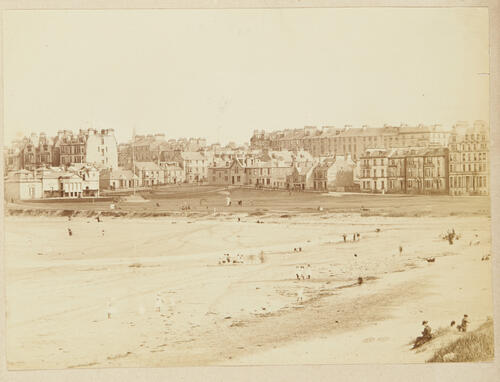 West Sands, St Andrews.