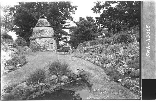 Rock Garden, Blackhills House.