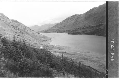 Loch Eck panorama.