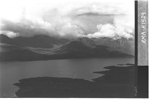 Upper Loch Torridon and hills.