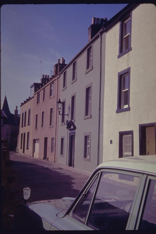 3, Castle Street, Anstruther.