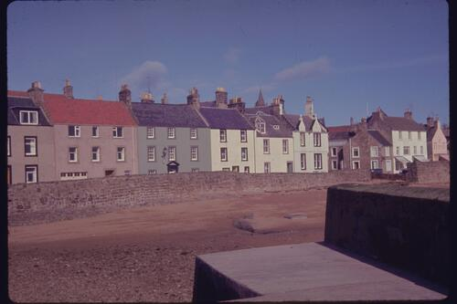 Castle Street, Anstruther.