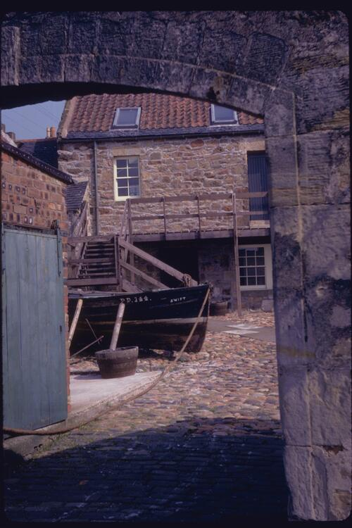 Fisheries Museum, Anstruther.