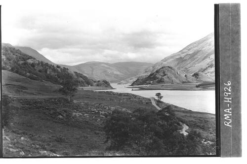 Loch Leven narrows.