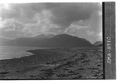 From Onich to hills of Ardgour.