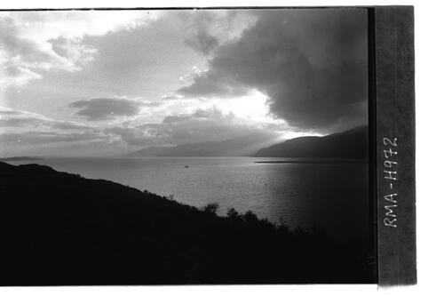 Shore of Loch Linnhe.