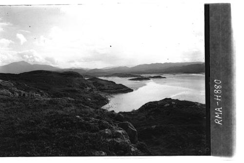 Beinn Resipol and Kentra Bay.