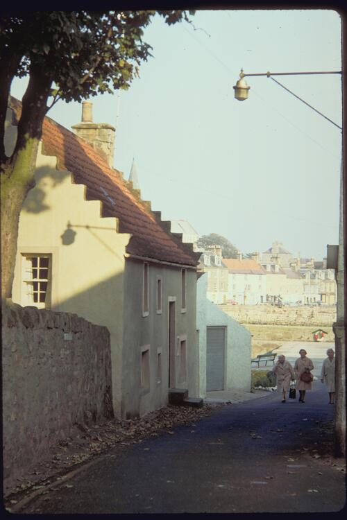 High Street, Anstruther Wester.