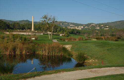 2nd Hole, Son Muntaner Golf Course.