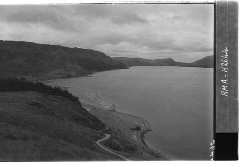 Loch Carron from Attadale.