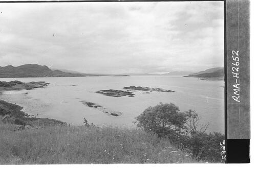 Loch Kishorn from Courthill.
