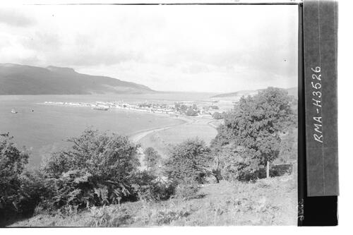 Ullapool from the north.