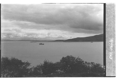 Sound of Mull from Ardtornish.
